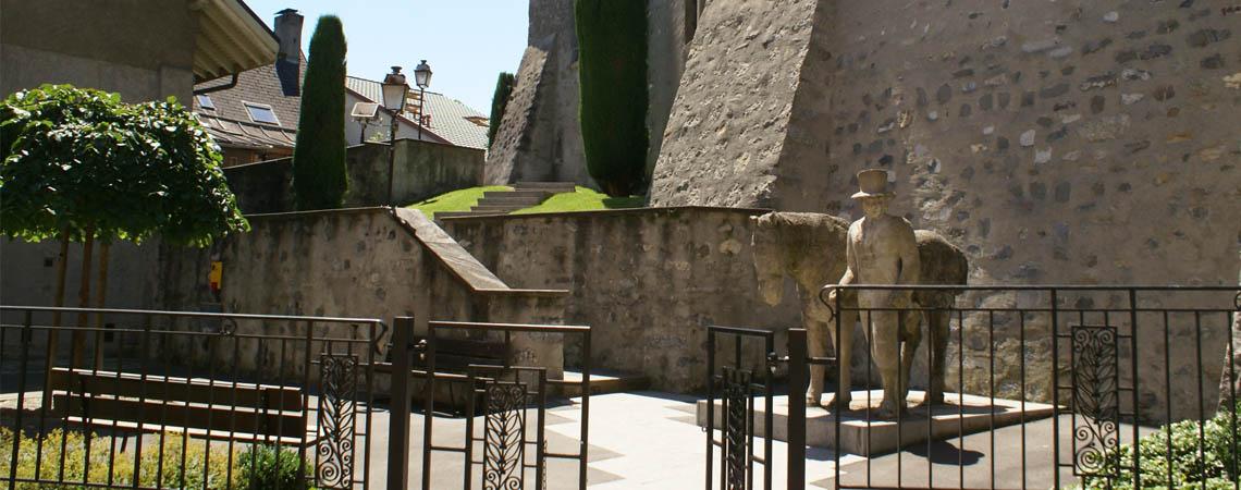 Découvrez le Château de Monthey